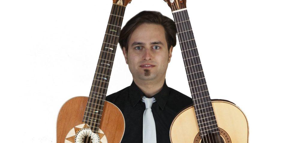 Marcello De Carolis: Chitarra classica e Chitarra Battente in Italia