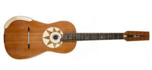 chitarra battente costruita da sergio pugliesi della oliver guitar lab di scilla, provincia di Reggio calabria, per marcello de carolis