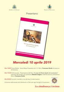 Concerto a Laurenzana, in onore del Beato Egidio, del duo Cordaminazioni composto da Luca Fabrizio e Marcello De Carolis che suonano chitarra classica chitarra battente mandolino mandola chiatto charango e cavaquinho.