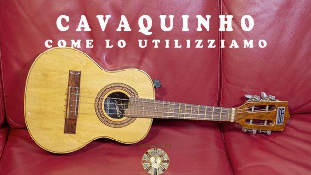 Il cavaquinho brasiliano spiegato dal duo Cordaminazioni - Luca Fabrizio e Marcello De Carolis