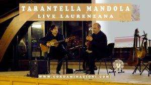 Tarantella mandola di Antonio Calsolaro eseguita dal duo Cordaminazioni - Luca Fabrizio Mandola e Marcello De Carolis Chitarra Battente - A Laurenzana (provincia di Potenza)